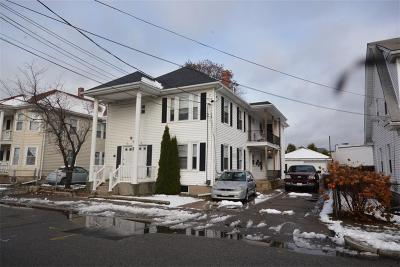 Pawtucket RI Multi Family Home For Sale: $279,900