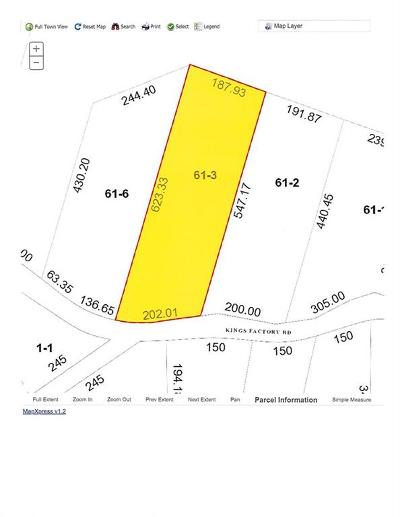 Charlestown RI Residential Lots & Land For Sale: $139,900