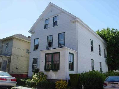 Newport Multi Family Home Act Und Contract: 10 Poplar St