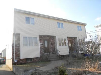 Providence County Multi Family Home For Sale: 68 Cottage St