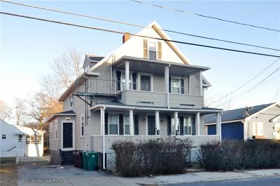 Providence County Multi Family Home For Sale: 206 Knight St
