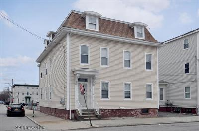 Providence RI Multi Family Home For Sale: $500,000