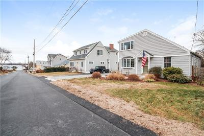 Narragansett Single Family Home For Sale: 55 What Cheer Rd