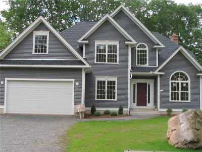 Single Family Home For Sale: 22 Piezzo Dr