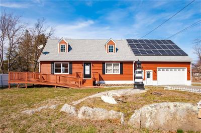 Tiverton Single Family Home For Sale: 12 Horizon Dr