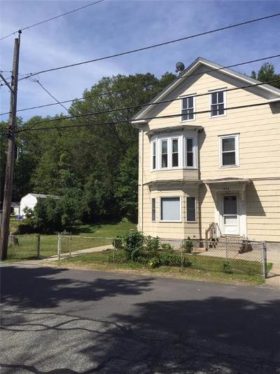 Lincoln RI Multi Family Home For Sale: $269,000