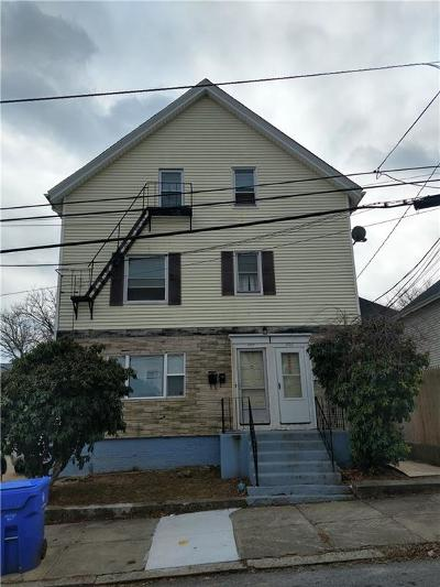 Pawtucket RI Multi Family Home Act Und Contract: $235,000