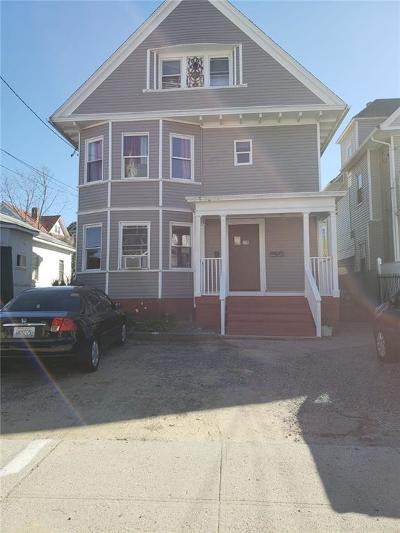 Providence RI Multi Family Home For Sale: $279,900