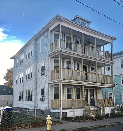 Providence RI Multi Family Home For Sale: $219,900