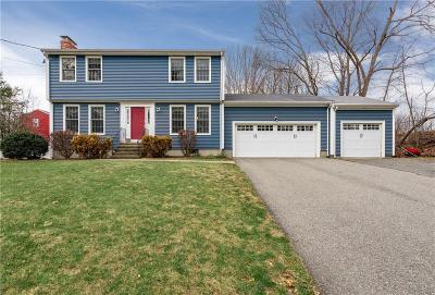 Cumberland RI Single Family Home For Sale: $415,000