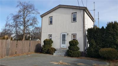 Kent County Single Family Home For Sale: 72 Tremont St