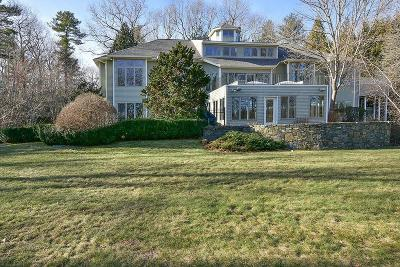 Glocester Single Family Home For Sale: 142 Old Quarry Rd