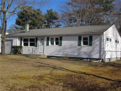 North Kingstown Single Family Home For Sale: 85 Sachem Rd