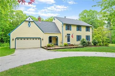 Kent County, Providence County, Windham County Single Family Home For Sale: 17 Squirrels Run