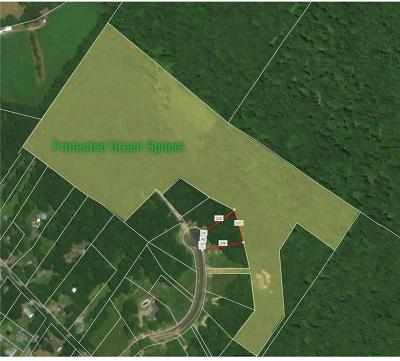 Plainfield CT Residential Lots & Land For Sale: $68,000