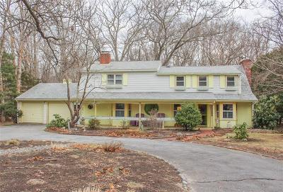 Barrington Single Family Home Act Und Contract: 385 Sowams Rd