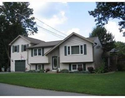 Providence County Single Family Home For Sale: 11 Hawkins St