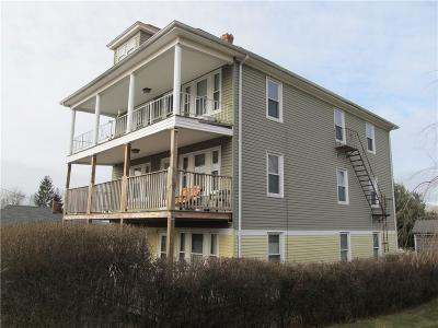 Woonsocket Multi Family Home For Sale: 80 Cady St