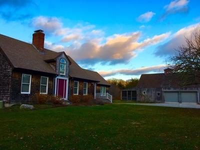 Little Compton Single Family Home For Sale: 7 High Meadow Rd