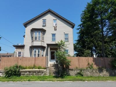Providence Multi Family Home For Sale: 133 - 137 Laban St