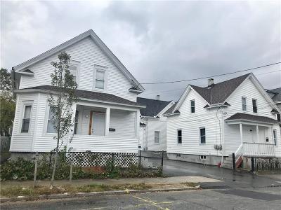 Providence Multi Family Home For Sale: 21 Bergen St