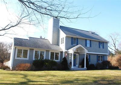 South Kingstown Single Family Home For Sale: 55 Wild Goose Rd