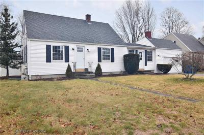 Warwick Single Family Home For Sale: 30 Gorham Av