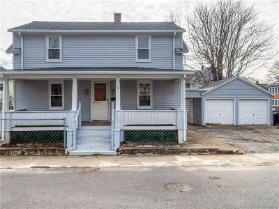 West Warwick Single Family Home For Sale: 30 Barnes St