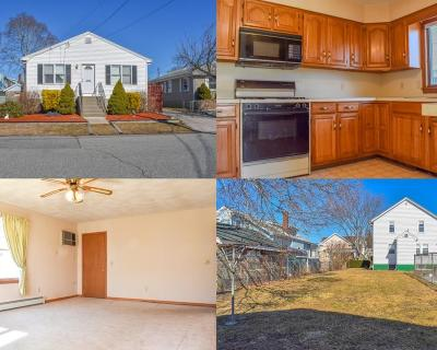 East Providence Single Family Home Act Und Contract: 204 Quarry St