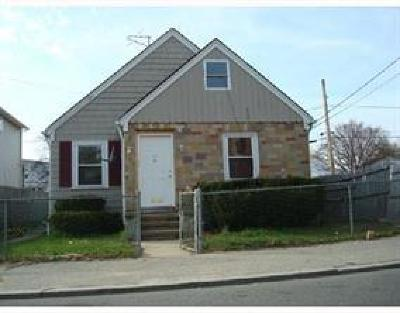 Providence Single Family Home For Sale: 102 Berkshire St