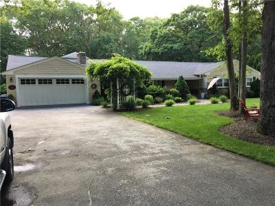 Lincoln Single Family Home For Sale: 161 Old Jenckes Hill Rd