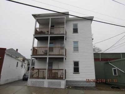 Central Falls Multi Family Home For Sale: 161 Lincoln St