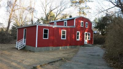 Scituate Single Family Home For Sale: 8 Vaz Wy