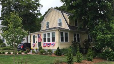 Warwick Single Family Home Act Und Contract: 81 Canonchet Av
