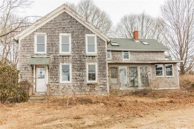 North Kingstown Multi Family Home For Sale: 285 Exeter Rd