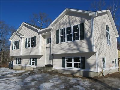 Kent County, Providence County, Windham County Single Family Home For Sale: 19 Snagwood Rd