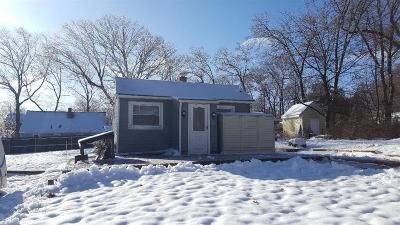 Single Family Home For Sale: 40 Indiana Av