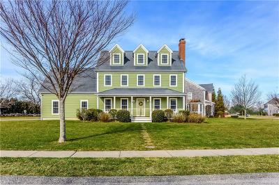 Middletown Single Family Home For Sale: 180 Gossets Turn Dr