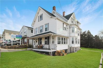 Westerly Multi Family Home For Sale: 27 Oak St