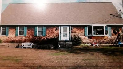 Westerly Single Family Home For Sale: 40 Pound Rd