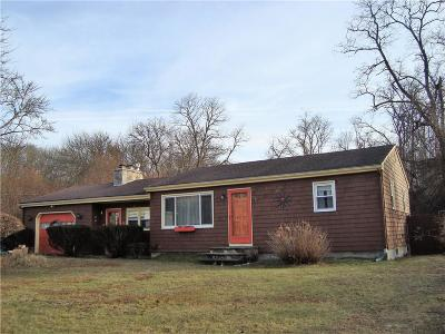 Narragansett Single Family Home Act Und Contract: 48 Foddering Farm Rd