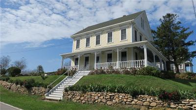 Block Island Single Family Home For Sale: 472 Old Town Rd