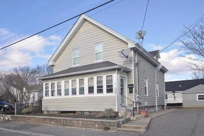 East Providence Multi Family Home Act Und Contract: 86 Woodward Av
