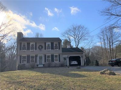 Richmond Single Family Home For Sale: 75 Hoxsie Rd