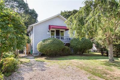 Charlestown Single Family Home Act Und Contract: 82 Alder Rd