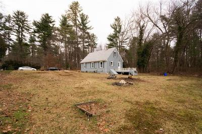 Glocester Single Family Home For Sale: 33 Pine Rd