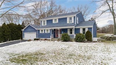 North Kingstown Single Family Home Act Und Contract: 15 Bridal Ct