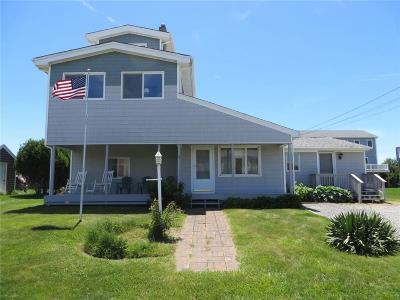 Narragansett Single Family Home Act Und Contract: 7 Captain Freebody Rd
