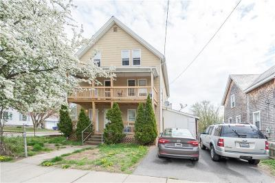 Woonsocket Multi Family Home For Sale: 345 - 347 Summer St
