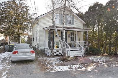 Smithfield Single Family Home For Sale: 161 Old County Rd